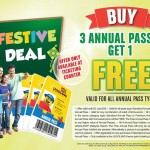 FREE A LegoLand – all Annual Pass Type Giveaway!