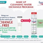 FREE Eucerin DermoPurifyer Make-up & Acne Cleansing Water Giveaway!