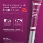 FREE Murad's gift worth RM336 Giveaway!