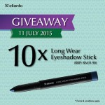 FREE elianto the waterproof and smudge-proof Long Wear Eyeshadow Stick Giveaway!