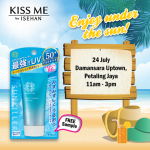 FREE Kiss Me Sunkiller sample Giveaway!