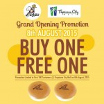Mr.Chizu Buy 1 FREE 1 promotion!