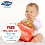 Free Drypers Mystery Gift Giveaway!