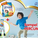 FREE 150g NESTLÉ® LACTOKID™ 1-3 sample to your doorstep!