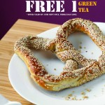 Auntie Anne's BUY 1 FREE 1 promotion!