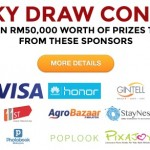 MyCyberSale 2015 Lucky Draw Contest!