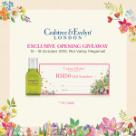 FREE Crabtree & Evelyn goodies Giveaway!