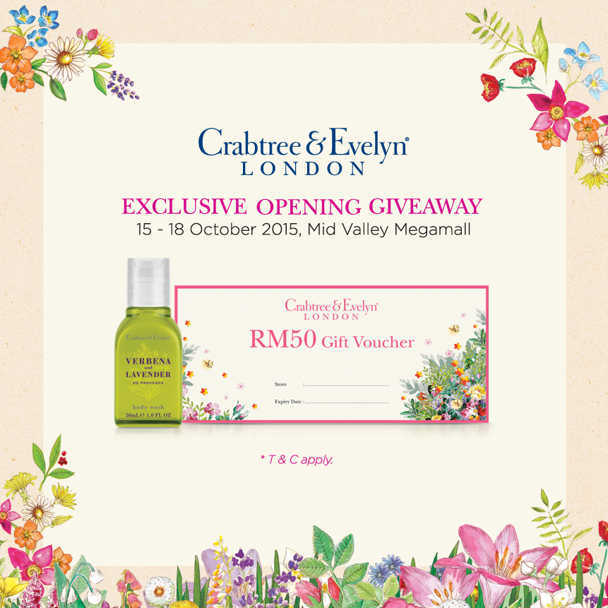 crabtree evelyn london