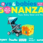 Toys & Babies Bonanza save up to 50% off promotion!