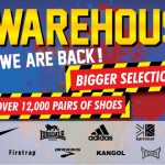 SPORTSDIRECT.com Malaysia Warehouse Sales is back!