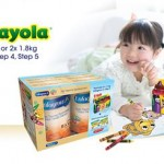 FREE Crayola Colouring Set Giveaway!
