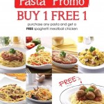 FREE Secret Recipe's Spaghetti Meatball Chicken Giveaway!