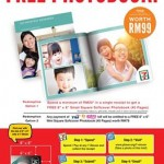"""FREE 8"""" x 8'' Mini Square Softcover Photobook (worth RM99) Giveaway!"""