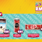7 Eleven RM1 special deals for you!