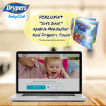 FREE Drypers soft book Giveaway!