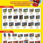 LEGO Year End Stock Clearance!