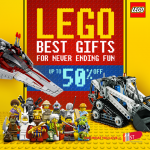 11street offer up to 50%off Lego!