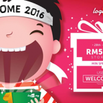 FREE Logon RM50off Promo Code Giveaway!