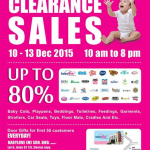 Branded Toys and Baby Products Warehouse Sales, as low as RM3!