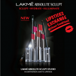 FREE New Sculpt Studio Hi Definition Matte Lipstick Giveaway!