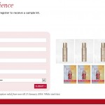 FREE Clarins Sample Kit (Double Serum, Shaping Facial Lift) Giveaway!