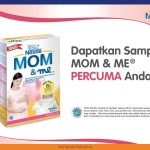 FREE Nestle Mom & Me Sample Giveaway!