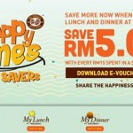 FREE Download OldTown White Coffee E-voucher Giveaway!