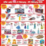 Toys R Us Star Offers Save Up to RM50!