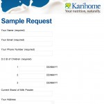 FREE Karihome Trial Sample Giveaway!