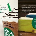 Starbucks tall sized Frappuccino at RM10 only + Free Starbucks Mini Travel Case Giveaway!