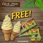 FREE Durian Ice-cream and RM5 Discount Voucher Giveaway!