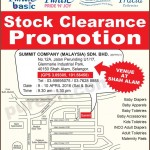 Pureen Stock Clearance Promotion Back Again!