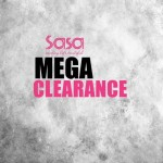 SaSa Mega Clearance Is Back!
