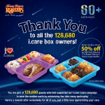 Kenny Rogers Roasters Offer 50%off Promotion!