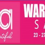 SaSa Warehouse Sale!