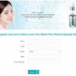 FREE New Laneige Whilte Plus Renew Sample Kit Giveaway!