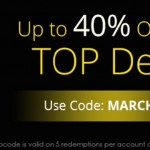 Groupon Offers 40%off on Top Deals!