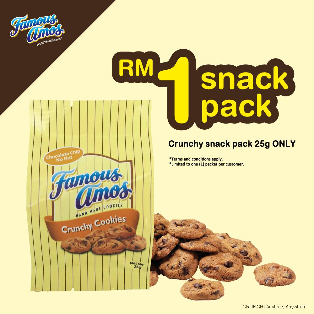 worksheet Famous Amos famous amos offer may special deal rm1 crazy deals