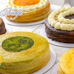 Nadeje Offer 30%off on 1kg Mille Crepe Cake Promotion!