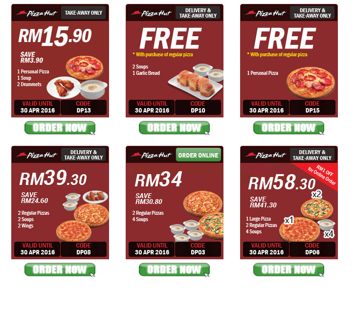 25 Pizza Hut UAE Offers Available