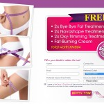 FREE Dorra Slimming Treatment worth RM804 Giveaway!