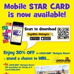 FREE 30%off to Legoland Malaysia Resort Giveaway!