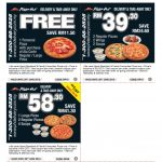 FREE Pizza Hut Coupon Code Giveaway!
