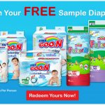 FREE GOO.N Diaper Sample Giveaway!
