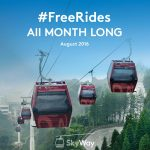 FREE Resorts World Genting Skyway Ride Giveaway!