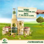 FREE bottle of Somersby Apple Cider Giveaway!