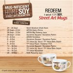 HOMESOY Mug-nificient Instant Redemption Giveaway!