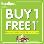 llaollao Offer Buy 1 FREE 1 Promo!