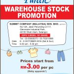 Pureen Warehouse Stock Promotion, Price From RM3 Only!