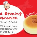 Uncle Tetsu Cheesecake Offer RM10 per Cake Deals!